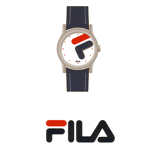 Fila Logo Kinetic Watch
