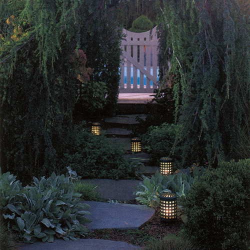 Martha Stewart Celestial Garden Light Photo