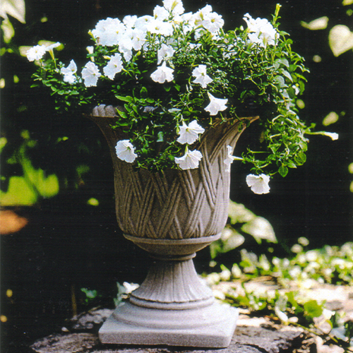 Martha Stewart Weave Urn Photo