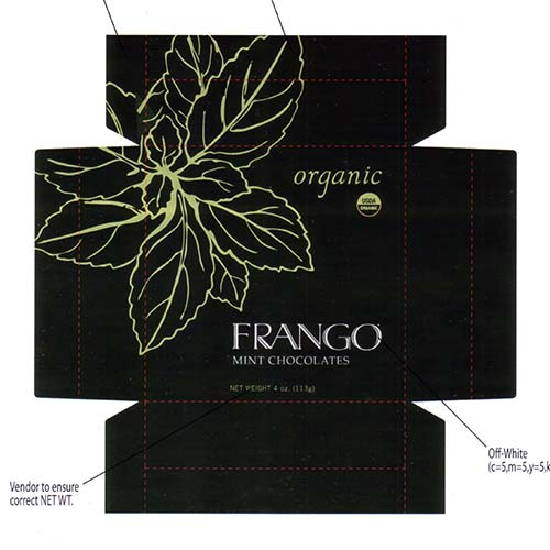 Frango Candy Packaging