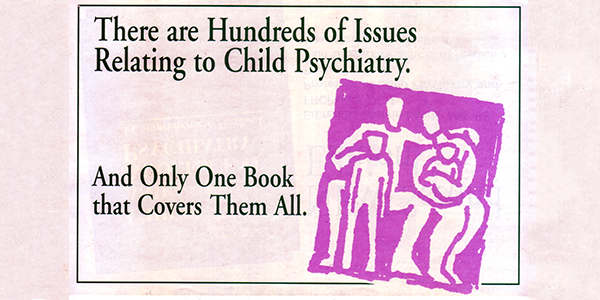 Williams and Wilkins Child Psychiatry Textbook Logo